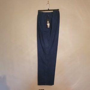 Alia Pull-on Denim Jeans